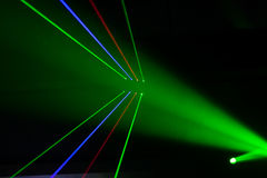 Lights Laser, lights On Stage. Lights Laser, lighting, lights On Stage Royalty Free Stock Photography