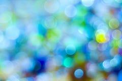 lights magical Στοκ εικόνες με δικαίωμα ελεύθερης χρήσης