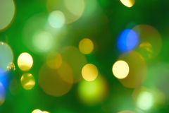 lights magical Στοκ εικόνα με δικαίωμα ελεύθερης χρήσης