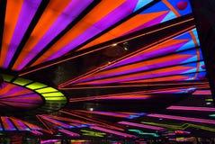 lights neon Στοκ φωτογραφίες με δικαίωμα ελεύθερης χρήσης