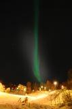 lights northern Στοκ Εικόνες