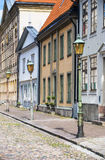 lights old street Στοκ εικόνες με δικαίωμα ελεύθερης χρήσης