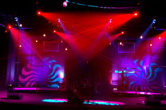 Free Lights On Stage Stock Images - 3572804