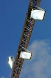 lights projector Στοκ Εικόνες