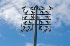 lights stadium Στοκ Εικόνες