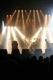 lights stage Στοκ εικόνες με δικαίωμα ελεύθερης χρήσης