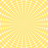 The lights of a sun. Stock Image