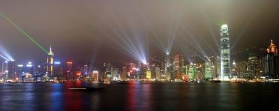 lights symphony Στοκ Εικόνες
