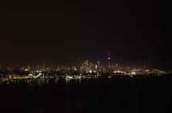 Lights of Toronto Stock Image