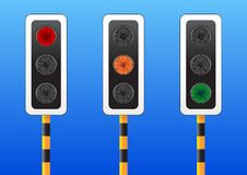 lights traffic ελεύθερη απεικόνιση δικαιώματος