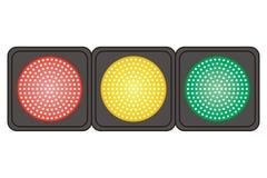 lights traffic Στοκ Φωτογραφία