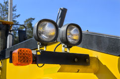 Lights vehicle Royalty Free Stock Photo