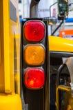 Lights vehicle Stock Photo