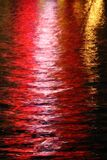 lights in water, Las Vegas 21 Stock Photography