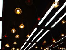 Lights Royalty Free Stock Photography