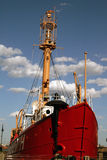 Lightship 3 Royalty Free Stock Images