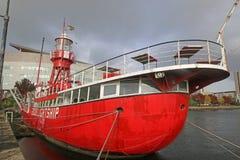Lightship Stock Image