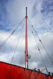Lightship Mast Stock Images
