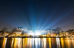 Lightshow Fotos de Stock Royalty Free