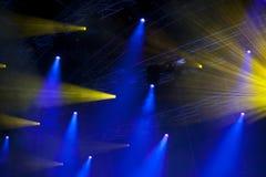 Lightshow Fotografia de Stock