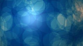 Lightshow - bokeh -技术上 皇族释放例证