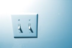 Lightswitch Royalty Free Stock Image