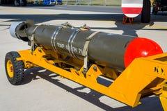 Lightweight antisubmarine torpedo Mark 46 torpedo. Royalty Free Stock Photos