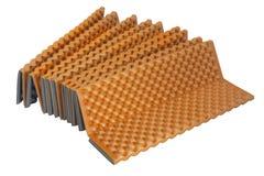 Lightweight closed-cell foam sleeping pad Royalty Free Stock Photo