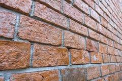 Red brick wall texture. Brick wall Stock Image