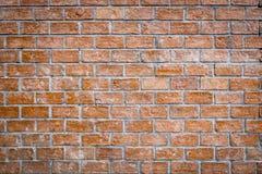Red brick wall texture. Brick wall texture Royalty Free Stock Photo