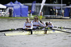 Lightweight Men's Four World Record Royalty Free Stock Photos