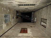 Lightwell or air shaft Stock Images