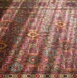 lighty的地毯 库存图片