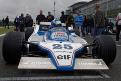 Ligier on the grid Stock Photos