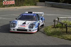Ligier JS2 Royalty Free Stock Photo