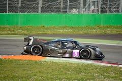 Ligier JS P3 -日产勒芒原型在蒙扎 免版税图库摄影