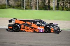 Ligier JS P3 -日产勒芒原型在蒙扎 图库摄影