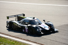 Ligier JS P3 -日产勒芒原型在蒙扎 免版税库存照片