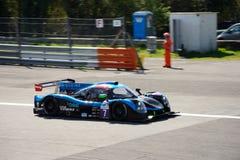 Ligier JS P3 - Nissan Le Mans pierwowzór przy Monza Zdjęcie Stock