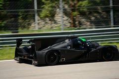 Ligier LMP2 pierwowzoru test przy Monza Zdjęcie Royalty Free