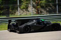 Ligier LMP2 prototypprov på Monza Royaltyfri Foto