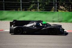 Ligier LMP2 prototypprov på Monza Royaltyfria Bilder