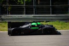 Ligier LMP2 prototypprov på Monza Royaltyfri Bild