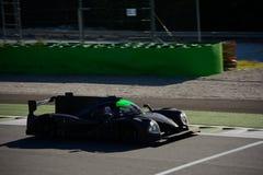 Ligier LMP2 prototypprov på Monza Arkivfoto
