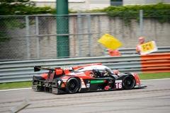 Ligier-Sport-Prototyp in der Aktion Lizenzfreies Stockbild