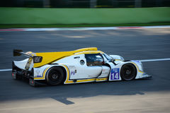 Ligier Sports Prototype in action Royalty Free Stock Photo
