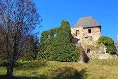 Ligist Castle. In Styria Austria Royalty Free Stock Images