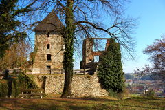 Ligist. Castle in Styria Austria Royalty Free Stock Photos