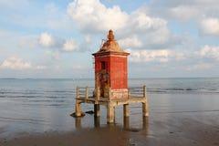 Lignano lighthouse Royalty Free Stock Photo