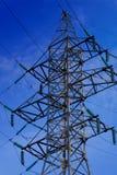 Ligne électrique image libre de droits